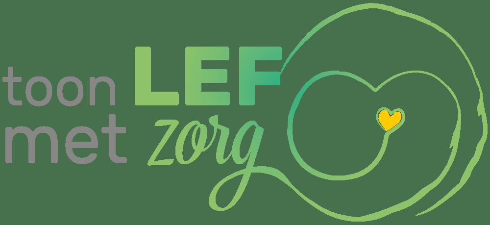 Toon lef met Zorg – Jackelien Bruins Rijssen Logo